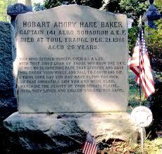 Princeton Cemetery Princeton University Tour Pays Homage To Bala Cynwyd U0027s Hobey Baker