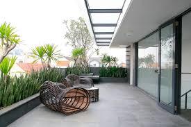 contemporary villa gema