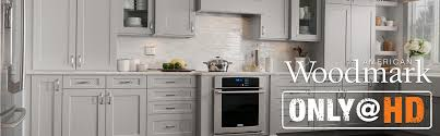 Woodmark Kitchen Cabinets The Home Depot Only The Home Depot How A Diyer Dentist