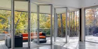Exterior Aluminum Doors Exterior Aluminum Folding Doors Lacantina Doors
