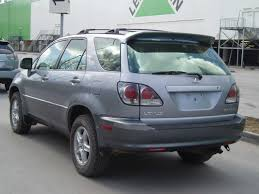 gallery of toyota lexus 2002 lexus rx 300 information and photos zombiedrive