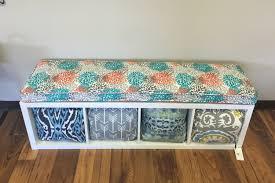 ikea kallax bench kallax cushions for benches window seats more hearth home store