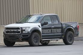 Ford Raptor Model Truck - caught 2017 ford f 150 raptor nearly photo u0026 image gallery