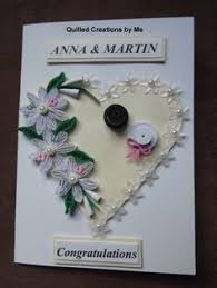 Quilling Wedding Designs