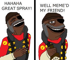 Meme D - haha great spray well meme d my friend memes and comics
