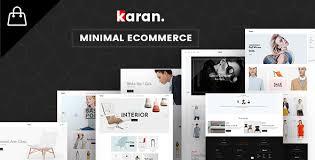karan minimal fashion responsive magento 2 theme magento