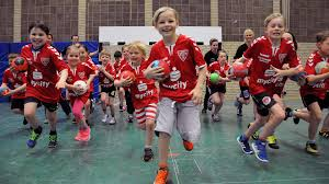 Sparkasse Bad Bodenteich Tvu Handball Camp 2017