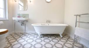 non slip bathroom flooring ideas how to install bathroom flooring a toilet w gamble