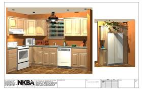 nkba graphic standards kitchen set