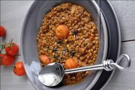 cuisine by hanane lentilles à la marocaine recettes by hanane cuisine orientale