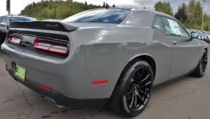 Dodge Challenger 4wd - new 2017 dodge challenger r t pack 2dr car in chehalis c1243
