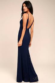 blue lace dress lovely navy blue dress lace dress maxi dress 94 00