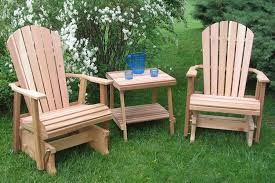 wooden outdoor lawn chairs outdoor decorations