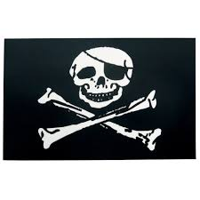Free American Flag Stickers Pirate Flag Sticker Jolly Roger Decal