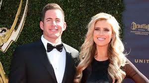 Tarek El Moussa by Christina And Tarek El Moussa Play Nice For The Cameras At The