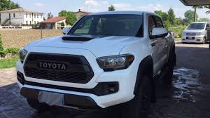 Toyota Tacoma Double Cab Roof Rack by Removed The Roof Rack 2017 Tacoma Trd Pro Youtube