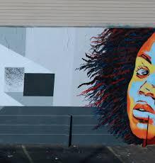 Becoming Blind 1st Mural By The Blind U0026 Sighted In Brooklyn Rubin415 U0026 John