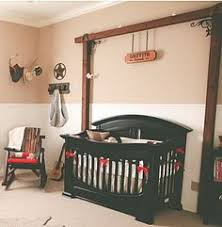 Outdoor Themed Baby Room - little partner cowboy baby nurseries baby nurseries ideas and