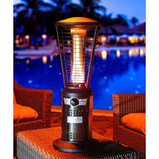 Lava Heat Patio Heaters Mini Tabletop Patio Heater