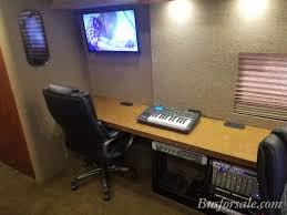 Used Studio Desk For Sale 2001 Prevost Bus New And Used Buses Motorhomes And Rvs For Sale