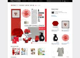 polyvore home decor polyvore expands beyond fashion and into an older more moneyed