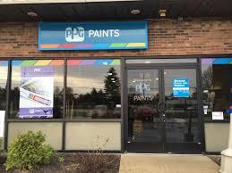 ppg paints novi paint store