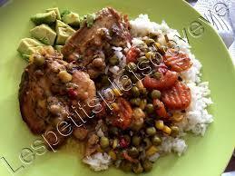 recettes de cuisine antillaise colombo de porc antillais recettes cookeo