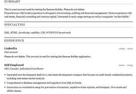 Resume Bulider Free 100 Resume Generator Online Free Printable Resume Builder