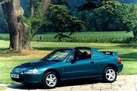 honda previews new convertible sports honda crx convertible review 1992 1997 parkers