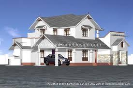 Home Exterior Design Kerala New Trends In Kerala Home Exterior Design By Praveen