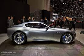 2017 maserati alfieri maserati alfieri coupe delayed until 2018 new granturismo arrives