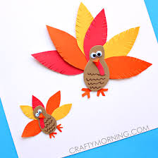 Easy Thanksgiving Crafts For Kids To Make Hello Wonderful 10 Artsy Turkey Projects Kids Can Make To
