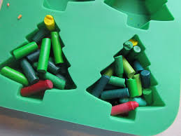 twelve crafts till christmas sunday kids u0027 craft crayon ornaments