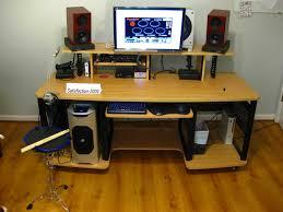 Small Recording Studio Desk Home Studio Desk Design Of Nice 375c3db5ce210788367f4d16576efcd7
