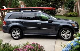 mercedes gl 450 2012 benzblogger archiv roof rack on 2012 mercedes gl450