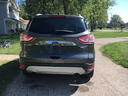 Ford Escape Ecoboost - 2015 ford escape titanium 2 0l ecoboost awd clean title buds