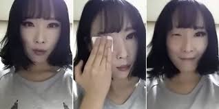 the latest viral video proves the transformative power of cosmetics amazing asian transformation none