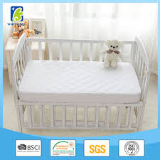 pad pack n play crib mattress cover fits all baby portable cribs