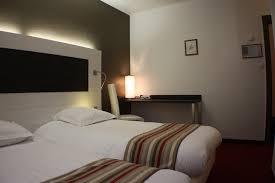 chambre lit jumeaux chambres modernes strasbourg centre hôtel couvent du franciscain