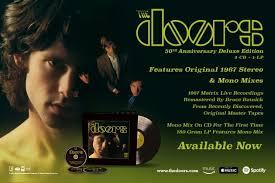 50th anniversary photo album album review the doors the doors 50th anniversary edition the