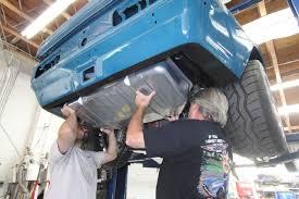 camaro fuel how to install an efi ready fuel tank on a 1968 camaro