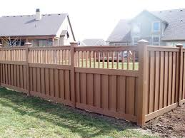 privacy fence ideas smothery wooden privacy fence with small