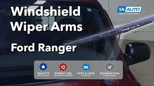 ford ranger windshield replacement how to remove reinstall replace windshield wiper arms 2001 ford