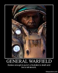 Starcraft Meme - starcraft 2 general warfield by onikage108 on deviantart