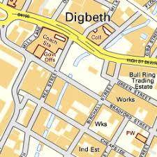 Bullring Floor Plan Birmingham Walk