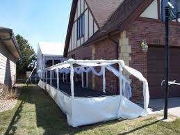 backyard tent rentals wedding tent rental backyard wedding reception lincoln ne