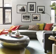 Loft Living Room by A Soho Loft With Soaring Ceilings Featured In Elle Decor Décor Aid