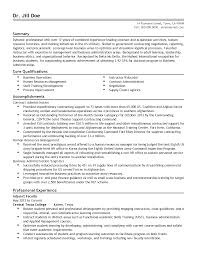 Resume Sample Logistics by Professional Adjunct Faculty Templates To Showcase Your Talent