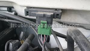 part 1 how to test the map sensor jeep 4 0l