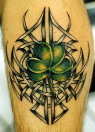 10 stunning irish tribal tattoos only tribal
